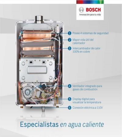 Therm 1400 F Automático 10  LTS gn y glp B